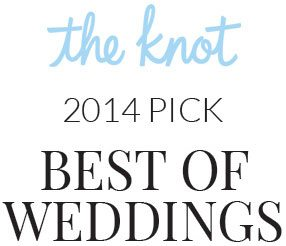 The Knot 2014 pick Best of Weddings