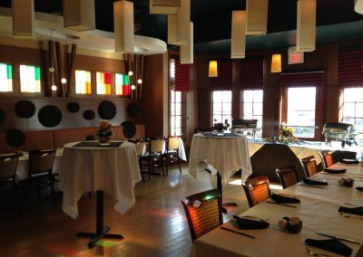Dublin event room - J. Liu Restaurant and Bar - Dublin, Worthington, OH