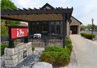 dublin exterior - J. Liu Restaurant and Bar - Dublin, Worthington, OH