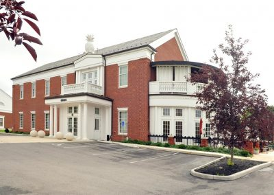 Restaurant Front and Patio - J. Liu Restaurant and Bar - Dublin, Worthington, OH
