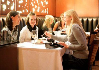 Women Dining - J. Liu Restaurant and Bar - Dublin, Worthington, OH
